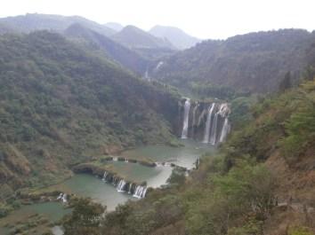 Viaje a Yunnan - Cascada Luoping