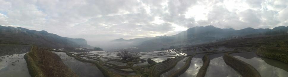 Yunnan Terrazas de arroz de Yuanyang 500x135 - Organized trip to Yunnan: 12 days in China with driver and guide