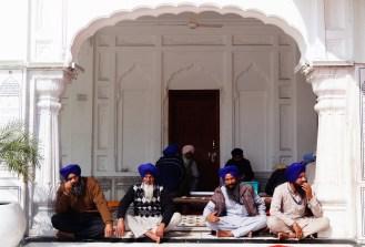 Amritsar - Templo Dorado