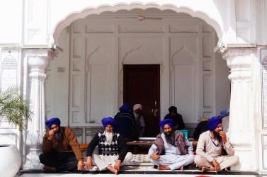 Amristar Templo Dorado 12 - El Templo Dorado de Amritsar; el lugar más visitado de la India
