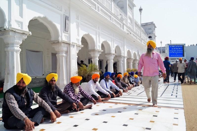 Amristar Templo Dorado 14 - Lo mejor del Templo Dorado de Amritsar; guía básica