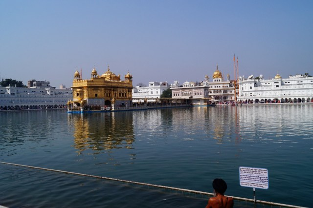 Amristar Templo Dorado 15 1024x682 - Travel Route for Northern India, 3 weeks or 1 month