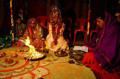 Boda india Rituales 07 - Celebrando una Boda en la India: bailes, ceremonias y costumbres