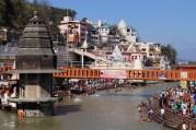 Haridwar - Templo Har Ki Pauri