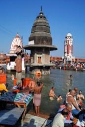 Haridwar Templo Har Ki Pauri 03 - Guía de viaje: Todo lo que tienes que saber sobre Haridwar