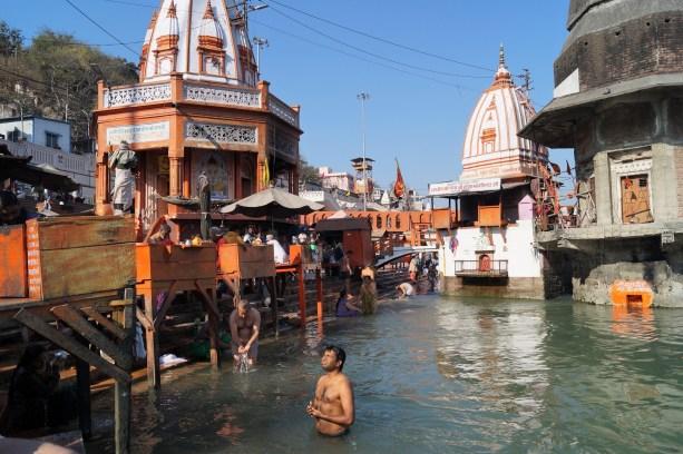 Haridwar Templo Har Ki Pauri 04 - Lo mejor de Haridwar: que ver en la ciudad más sagrada de la India