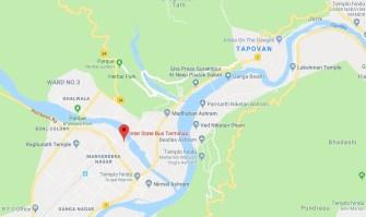 Mapa Rishikesh