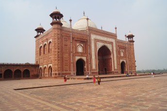Mezquita del Taj Mahal - La curiosa historia del Taj Mahal: amor, simetría y sacrificio