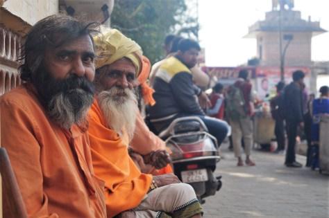 Visita a Rishikesh - Dios mono