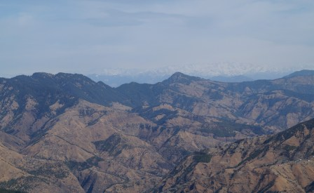 Shimla - Cordillera Himalaya