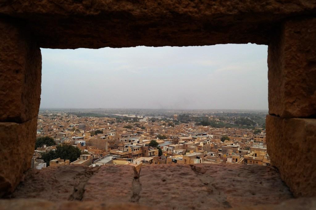 Jaisalmer Fuerte de Jaisalmer 03 1024x682 - Travel Route for Northern India, 3 weeks or 1 month