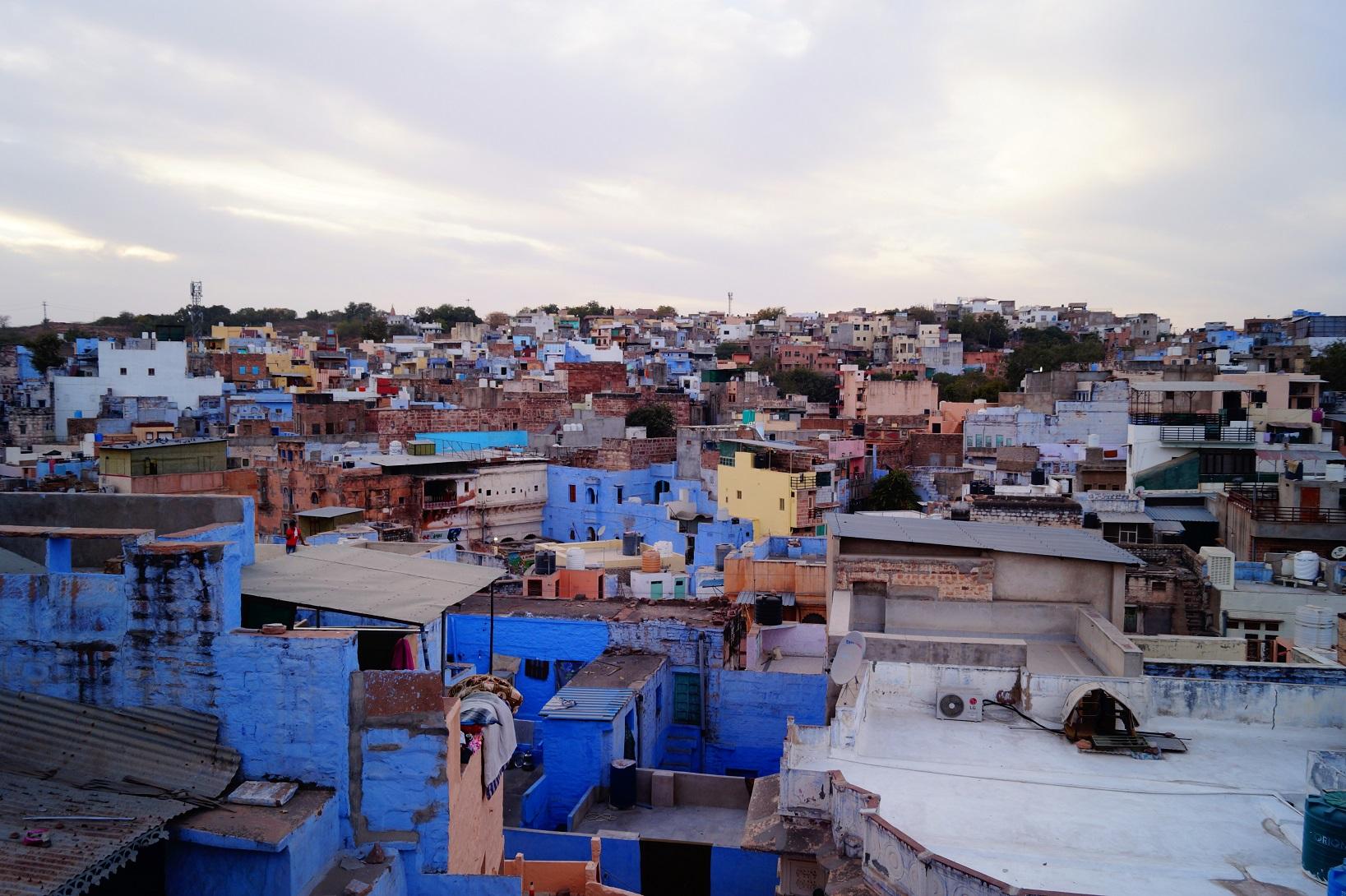 Jodhpur Ciudad Azul 04 - Mejores 4 lugares que ver en Jodhpur; la Ciudad Azul