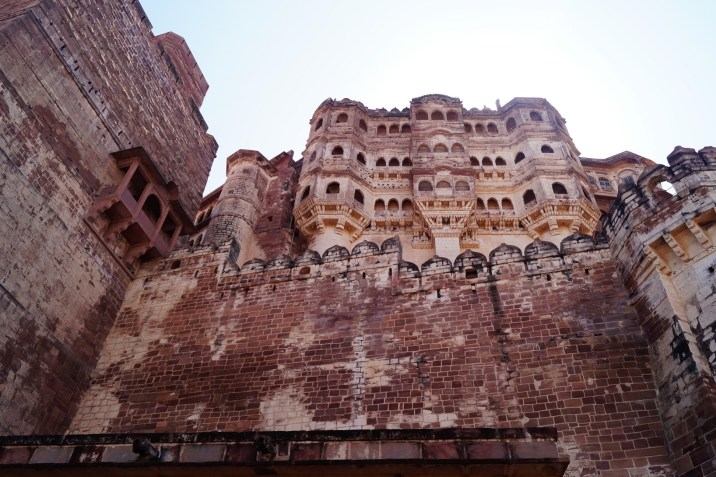 Blue City of Jodhpur - Fuerte de Mehrangarh 03