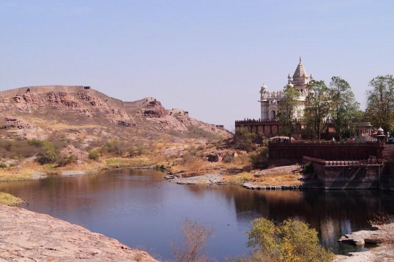 Blue City of Jodhpur - Jaswant Thada
