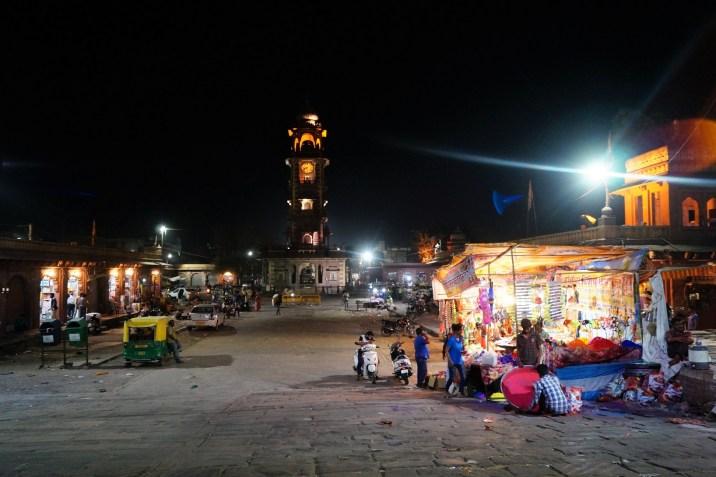 Jodhpur Torre Ghanta Ghar - Blue City of Jodhpur and Mehrangarh Fort in 1 day