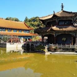 Organized trip to Yunnan - Kunming - Templo de Yuantong