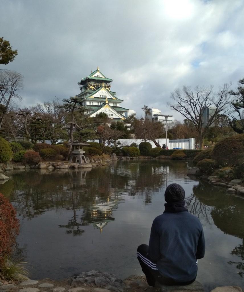 Osaka - Castillo Osaka