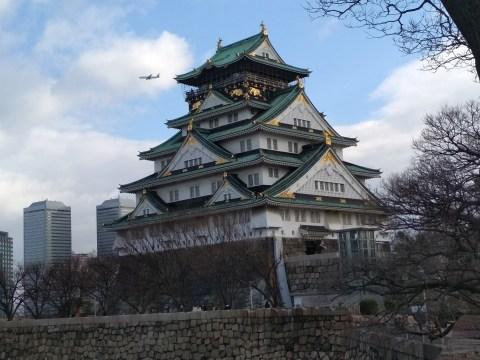 Osaka - Castillo de Osaka