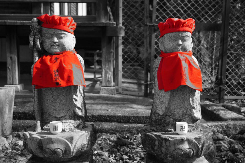 Nara - Esculturas Parque de Nara