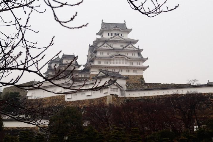Japón - Himeji Castle - Edificio Principal