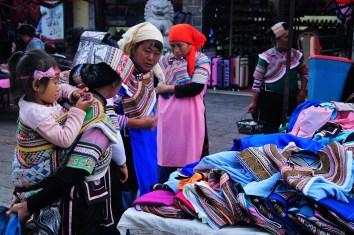 Yunnan - Xinjie - Minorías étnicas
