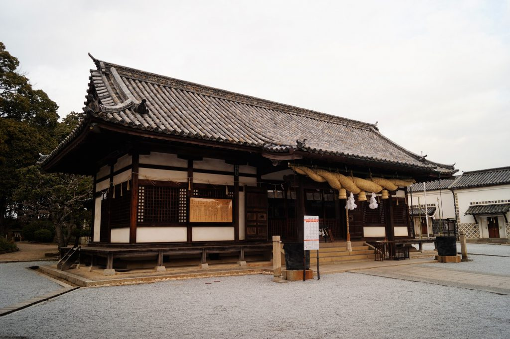 Japón - Kurashiki - Achi Shrine