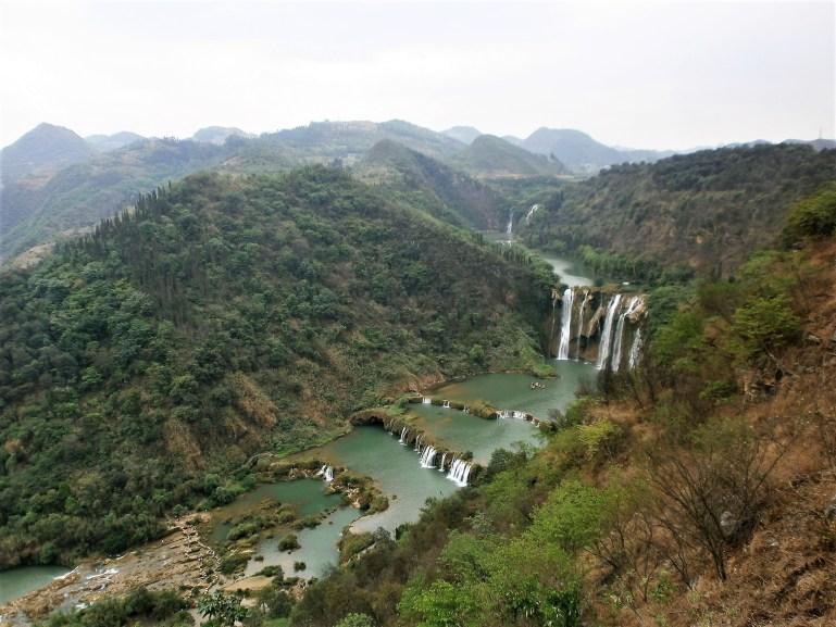Ruta por Yunnan - Cascada de Luoping