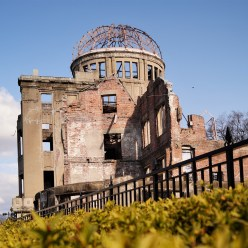 Hiroshima - La cúpula de Genbaku