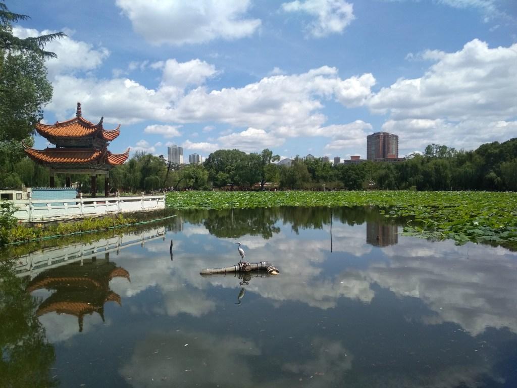 Kunming Green Lake 1024x768 - Viaje a Yunnan: ¡12 días por China con todo incluido!