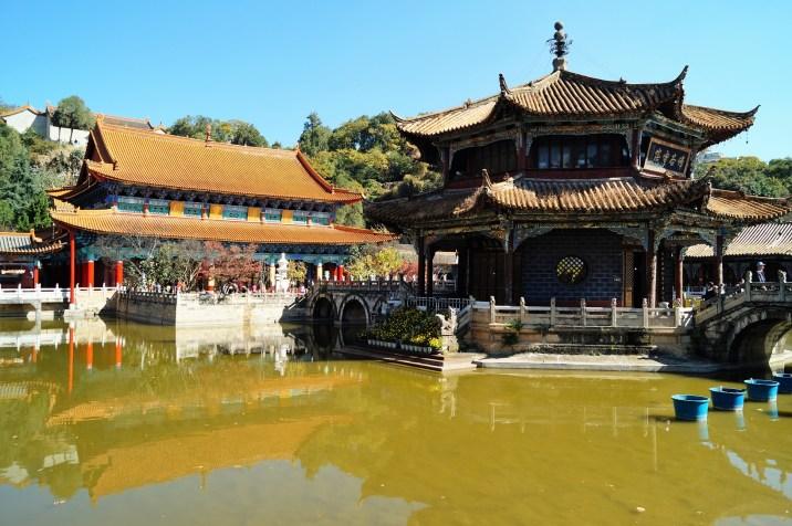 Kunming - Templo de Yuantong