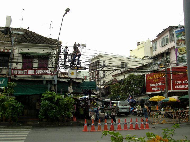 Tailandia-Bangkok-Calle-Khao-San