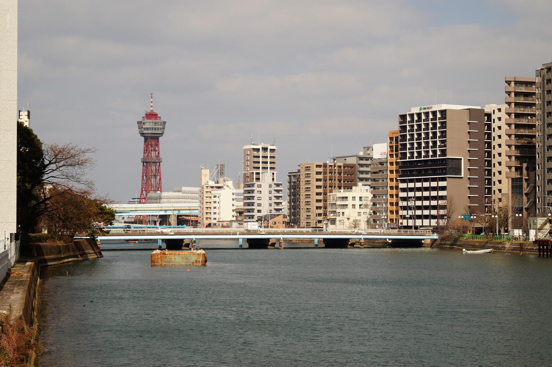 Torre del Puerto de Fukuoka - Qué ver en Fukuoka; guía completa de viaje