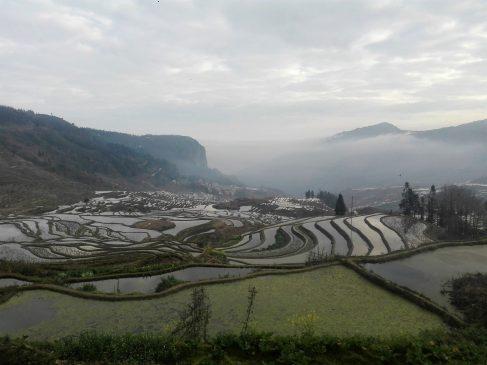 Yunnan - Terrazas de arroz de Duoyishu