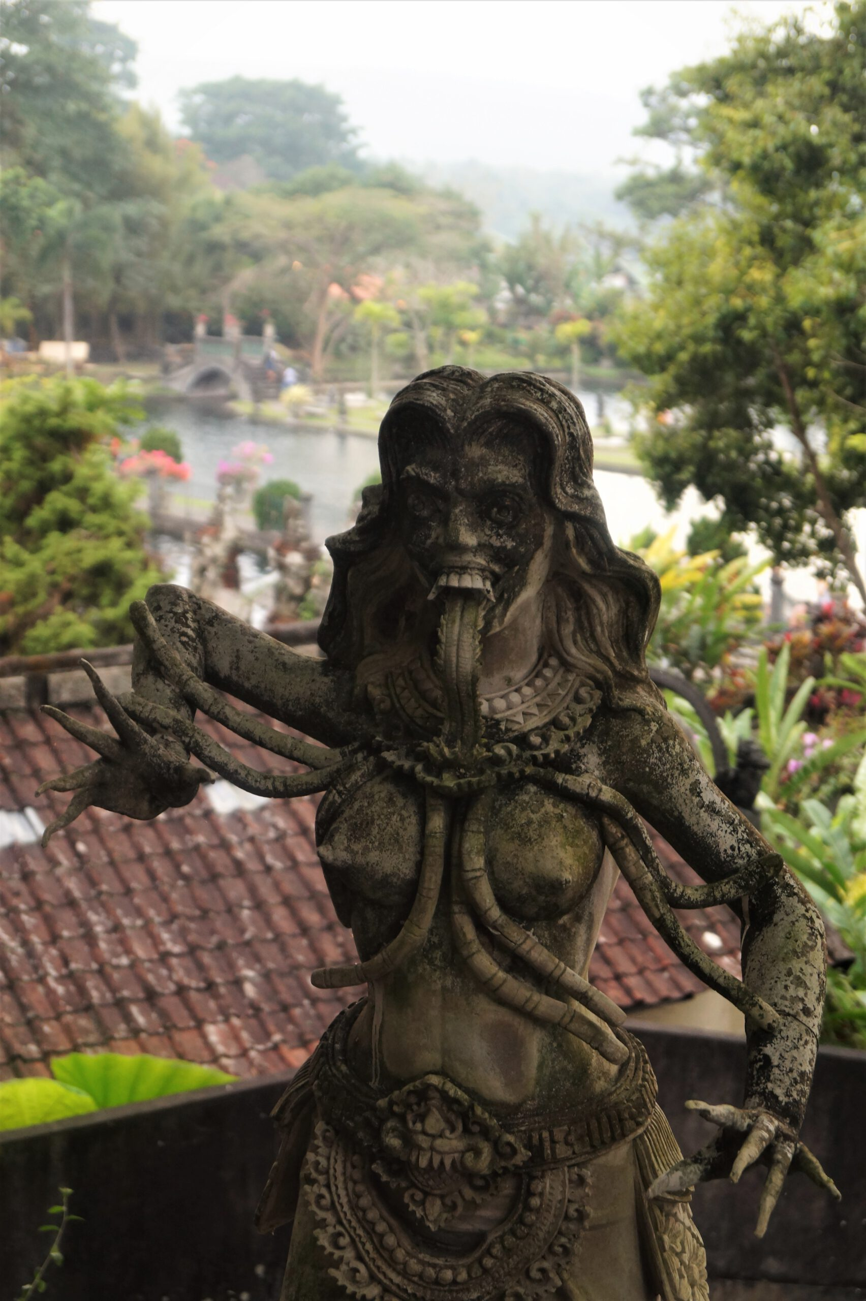 Bali Qué ver Amed Parque Tirta Gangga scaled - Travel guide to Amed and Mount Agung; the treasure of Bali