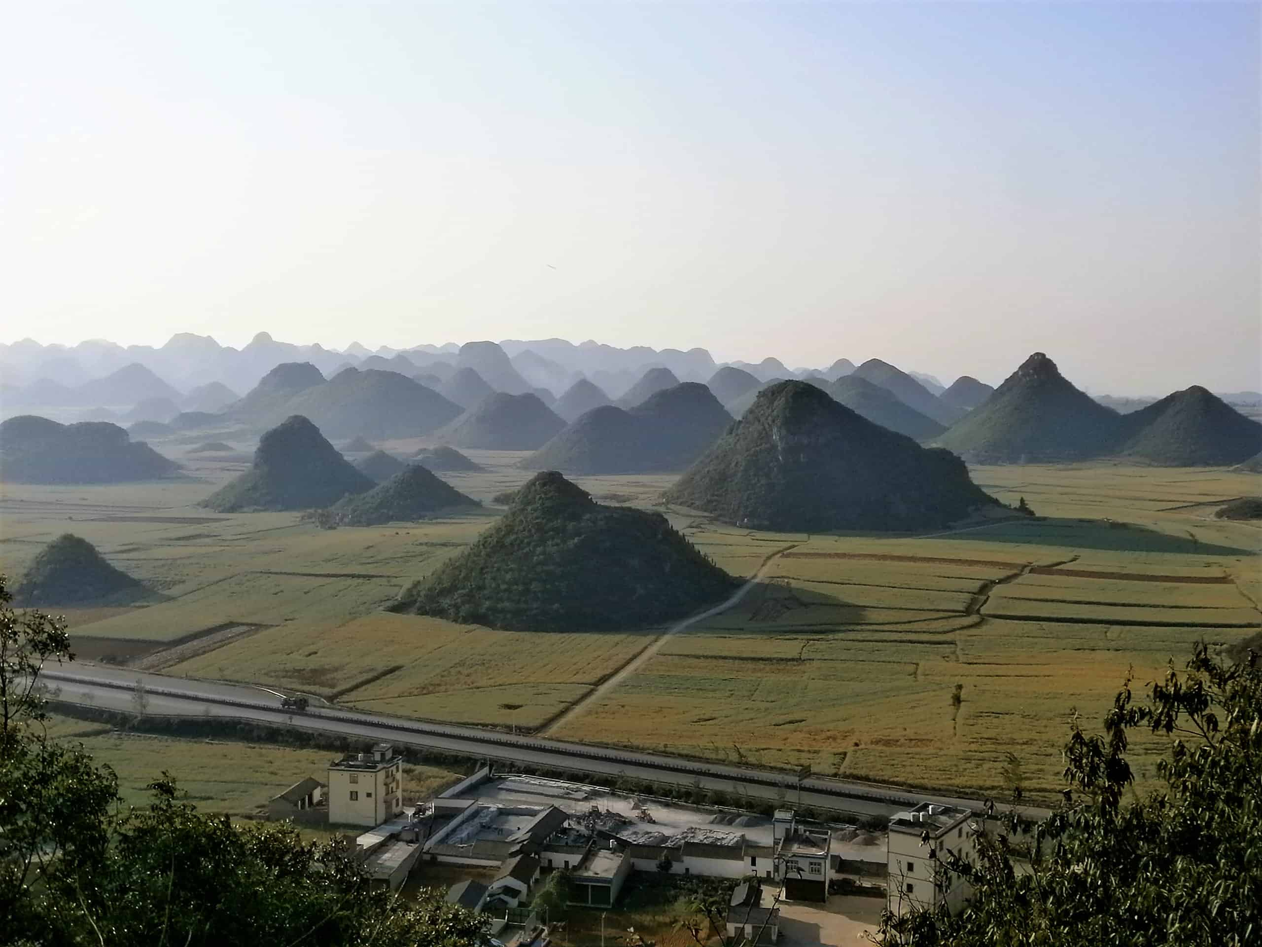 Yunnan Luoping Golden Rooster Hills - Trip to Yunnan: 12 days in China with all included!