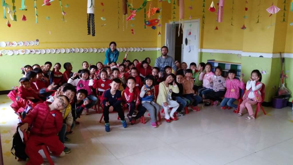 Profesor de Ingles en China Guarderia de Kunming 1024x576 - Profesor de Inglés en China: relato de mi experiencia trabajando en Yunnan