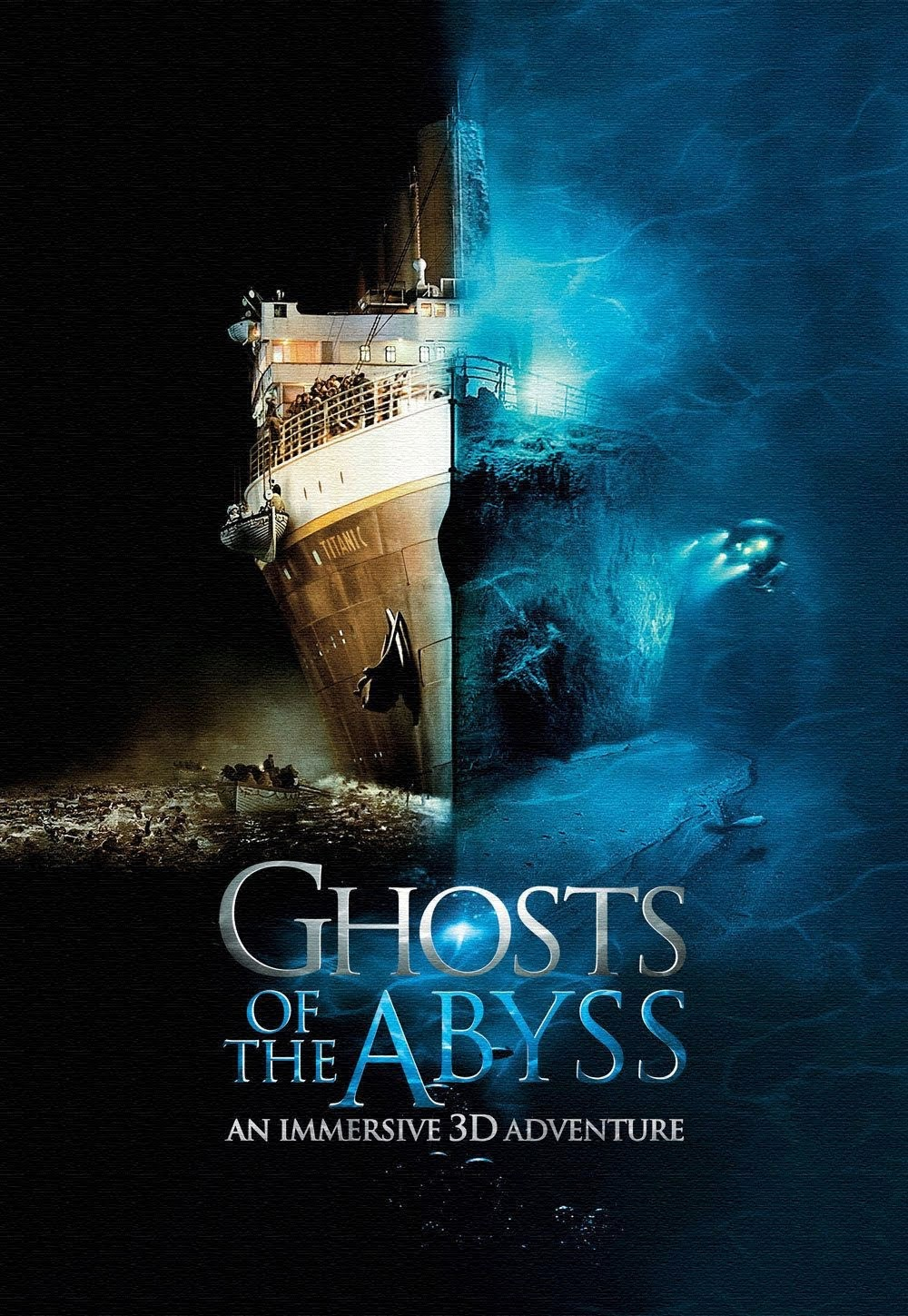 Ghost of the Abyss film poster