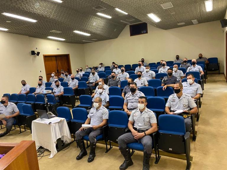 reuniao policiamento rodoviario 2020 - Sindicamp