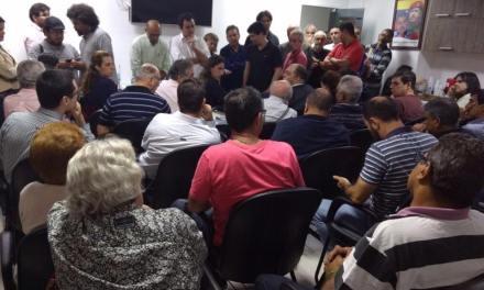 Encontro de Resistência contra o desmonte do Estado Brasileiro