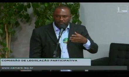 Intervenção do presidente na sessão da Comissão de Legislação Participativa no Congresso Nacional