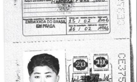Líderes da Coreia do Norte usaram passaportes brasileiros