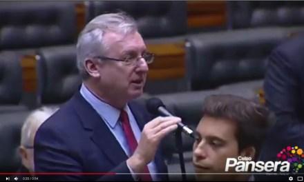Deputado Celso Pansera fala contra licitação internacional que visa produção de moedas fora do Brasil