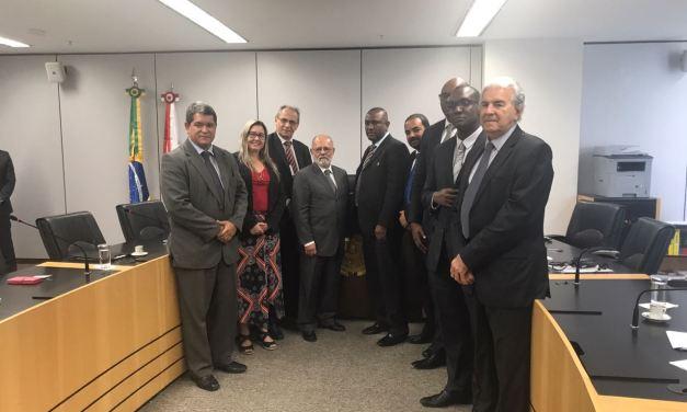 Acordo coletivo 2017-2018 homologado em Brasília
