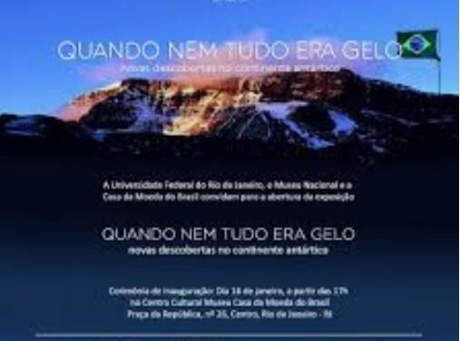 Museu Nacional organiza primeira exposição após incêndio, no Centro Cultural Casa da Moeda