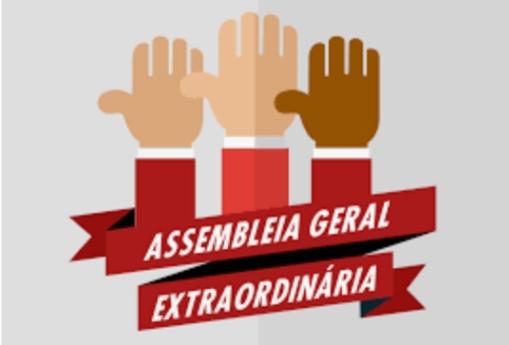 EDITAL DE CONVOCAÇÃO ASSEMBLEIA GERAL EXTRAORDINÁRIA PARA 29//07/2019