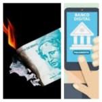 BC vai introduzir 'transações instantâneas' para diminuir o uso de cédulas e moedas
