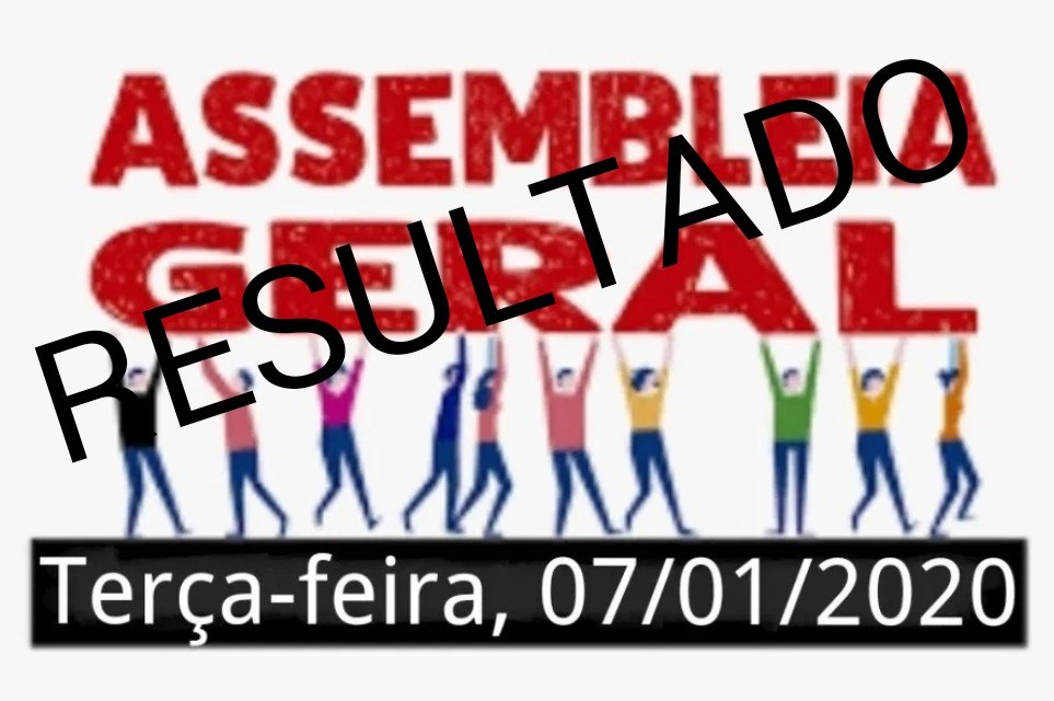 RESULTADO DA ASSEMBLEIA GERAL EXTRAORDINÁRIA REALIZADA EM 07/01/2020 SOBRE ACT/2020