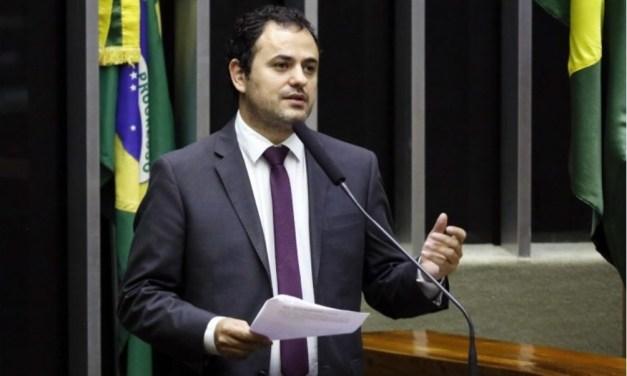 Deputado Federal Glauber Braga (PSOL) participa de reunião virtual do SNM e grava mensagem aos moedeiros.