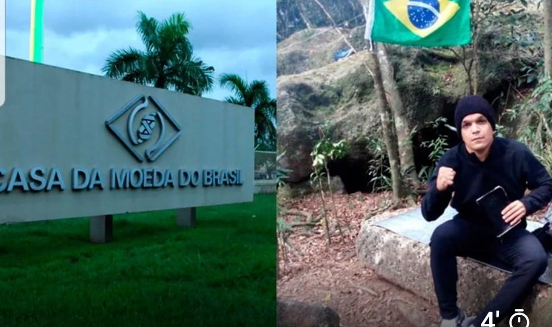 Casa de Papel à brasileira: Cabo Daciolo diz que Bolsonaro sofre pressão de Guedes e EUA para privatizar Casa da Moeda