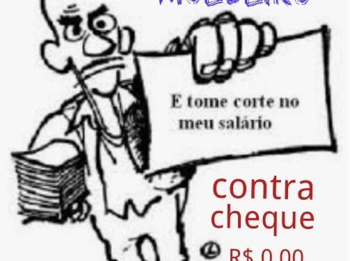 Com cortes de até R$ 2 mil no sálario, trabalhadores da Casa da Moeda se mobilizam